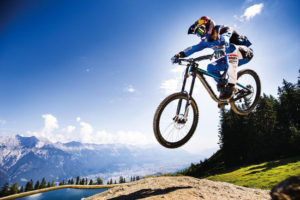 In E-Bike a Innsbruck