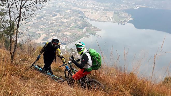 Forte Cima Ora e Cima Breda in E-Bike, un giro indimenticabile