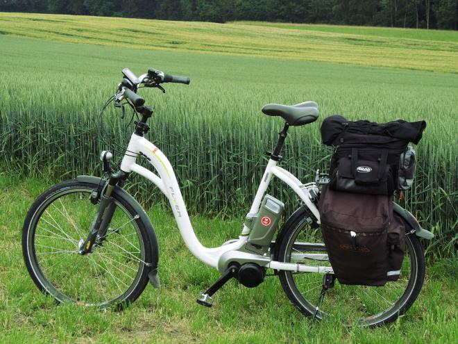 in Svizzera in E-Bike, un mezzo davvero ideale