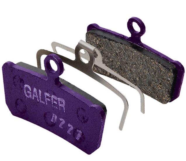 Nuovo composto per pastiglie freno E-bike dall'azienda Galfer