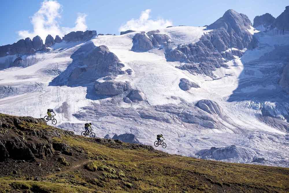 Vacanze Hero in Mountain E-Bike, sulle montagne più belle del mondo